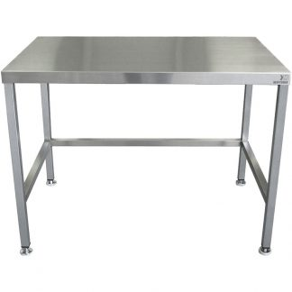 KryptoMax® Stainless Steel Kitchen Prep Table main product image