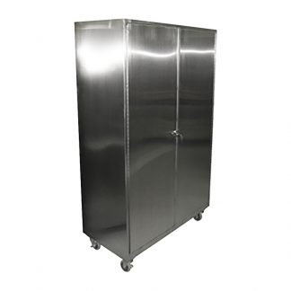 KryptoMax® Stainless Steel Corrections Kitchen Storage Cabinet product image